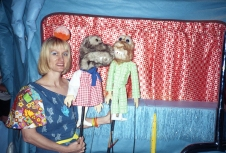 Ms. Pussycat's Puppet Show